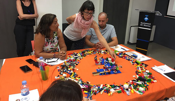 lego serious play design thinking