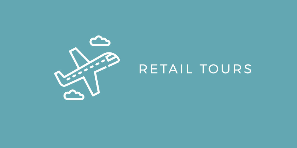 Retail Tour en Londres, Paris, Viena i Bilbao
