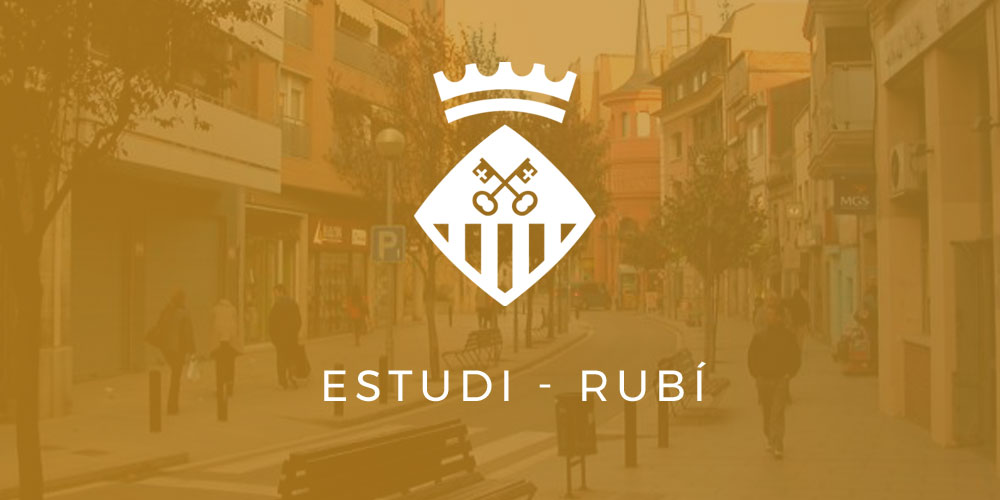 Study of economic and local activities available in Rubí.