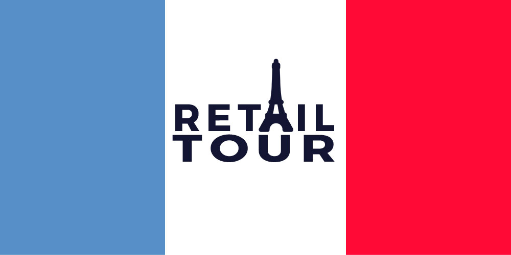 Paris retail tour